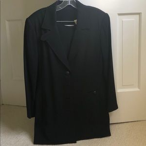 Dana Buchman size 12 suit with skirt.